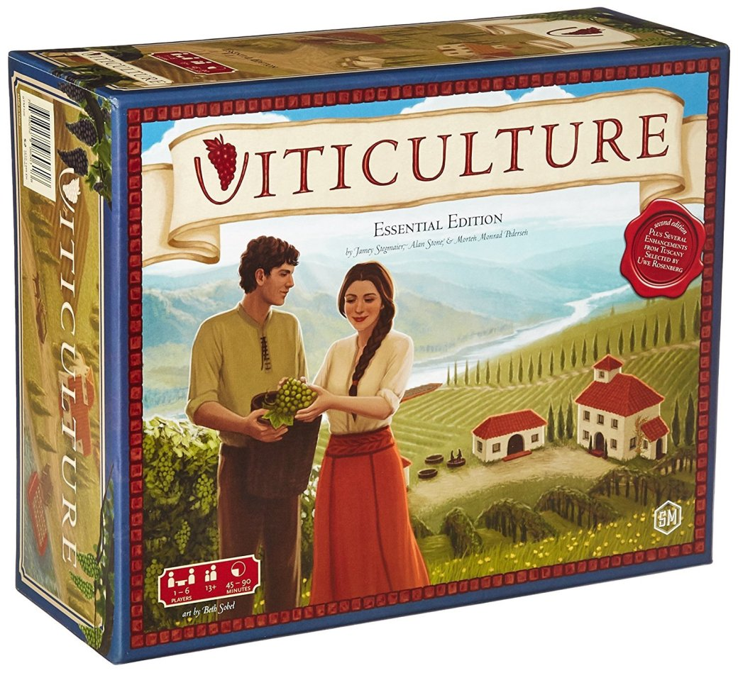 Viticulture 1WT4TJYP040VG