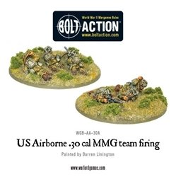 US Airborne 30cal Mmg