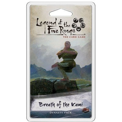 Legend of the Five Rings LCG: Breath of the Kami Dynasty Pack