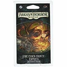 Arkham Horror LCG The Essex County Express