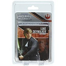 Star Wars Imperial Assault Luke Skywalker Jedi Knight Ally Pack