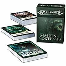 MALIGN PORTENTS CARDS (ENG)