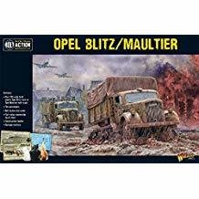 Opel Blitz Maultier