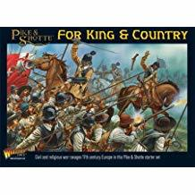 Pike And Shotte For King And Country QED7GFE983RBW