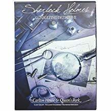 Sherlock Holmes Carlton House Queens Park