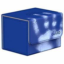 Ultimate Guard: Sidewinder ChromiaSkin Deckbox 100+: Blue ZDC9W2SSDM48Y