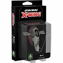 Star Wars X-Wing (2nd Edition): Slave I Expansion Pack