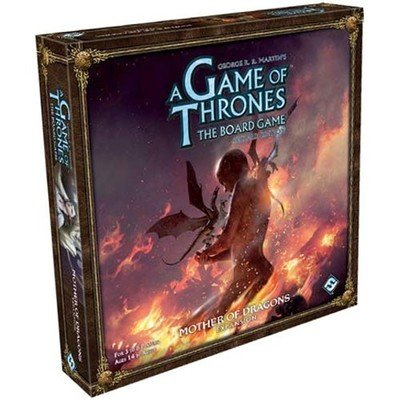 A Game Of Thrones Board Game Mother Of Dragons