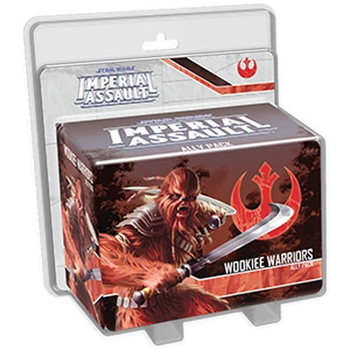 Star Wars Imperial Assault Wookie Warriors 27542KYBPSEEY