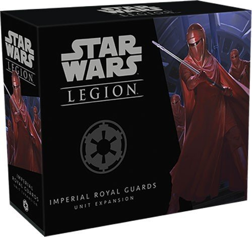 Star Wars Legion Imperial Royal Guards