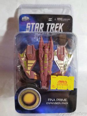Star Trek: Attack Wing Miniatures Game Wave 10 - Vidiian Starship