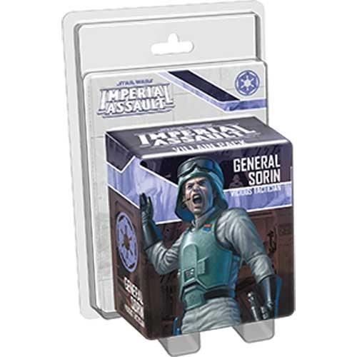 Star Wars: Imperial Assault - General Sorin Villain Pack F5V13RTSZ908G