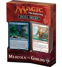 Goblins Vs Merfolk