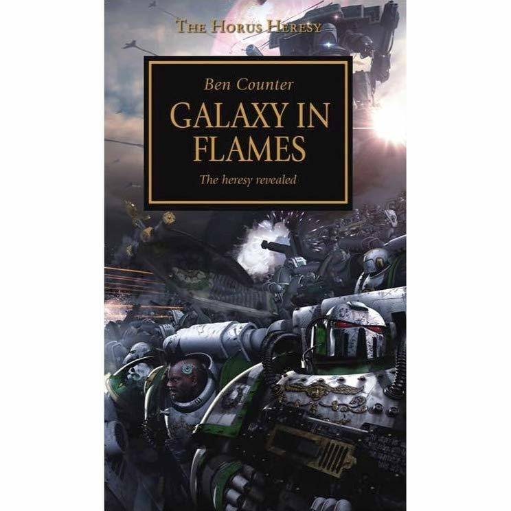 HORUS HERESY: GALAXY IN FLAMES (N.A.) P4R31MM9ERD4T