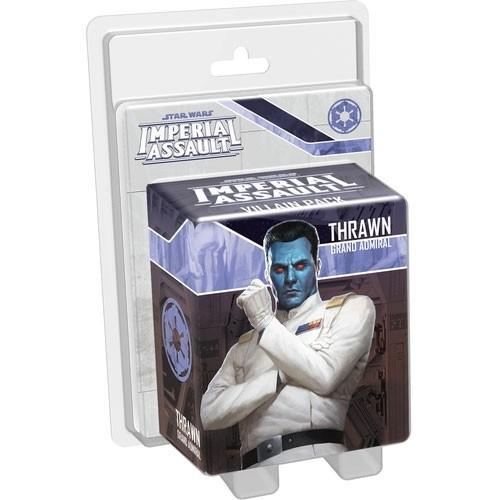 Star Wars Imperial Assault Thrawn Villain Pack Z7XT6AN8K4JCE