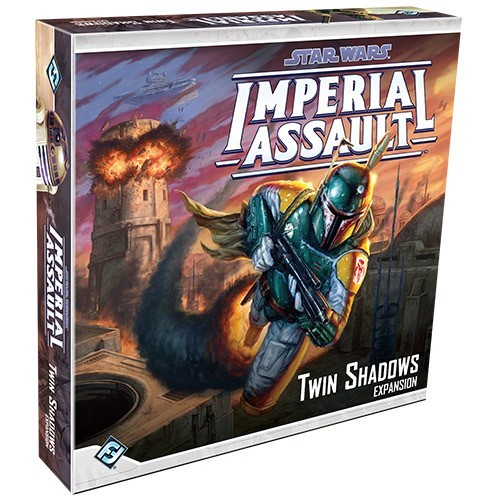 Star Wars Imperial Assault Twin Shadows Expansion ST57QYFKKQQ0Y