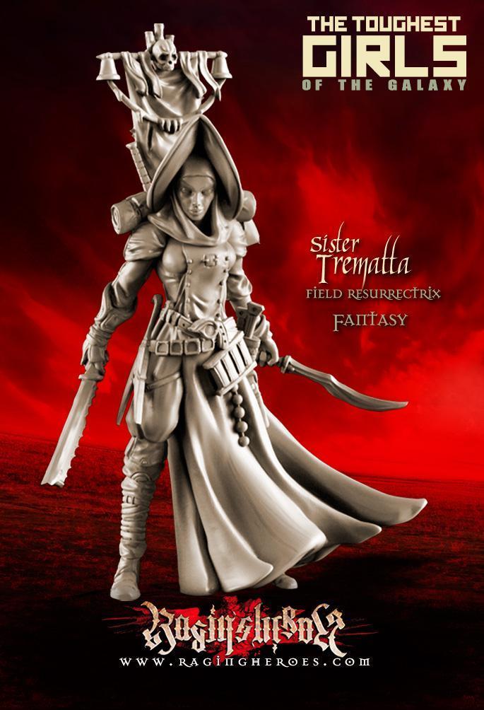 Trematta, Field Resurrectrix (Sisters – Fantasy) VNVTXEE9FYGV0