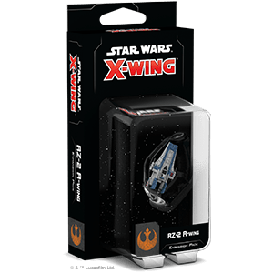 Star Wars X-wing Second Edition RZ-2 A-wing YH689RBXP4MH4