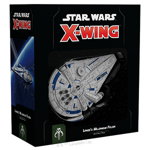 Star Wars X-wing Millennium Falcon Expansion