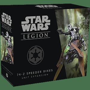 Star Wars Legion 74-Z Speeder Bikes Unit Expansion SWL06  KVWVBEMP4K8XG