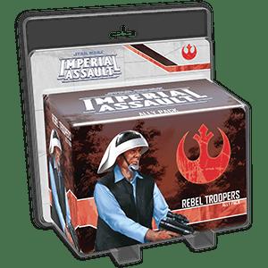 Star Wars Imperial Assault Rebel Troopers