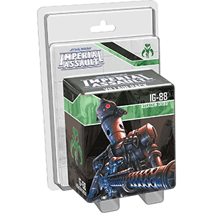 Star Wars: Imperial Assault - IG-88 Villain Pack