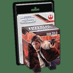Star Wars Imperial Assault Han Solo X000V07FTVXGC