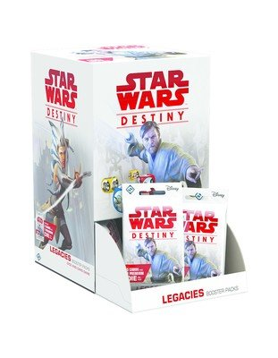 Star Wars Destiny Legacies