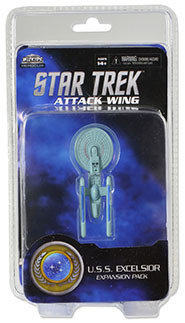 Star Trek Attack Wing: USS Excelsior