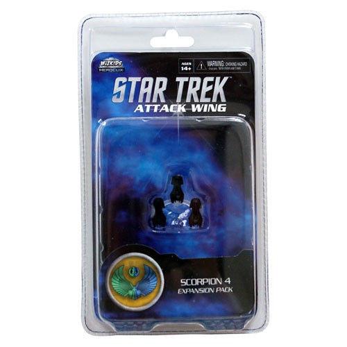 Star Trek Attack Wing: Scorpion 5 HNR6TDE8JBBSP