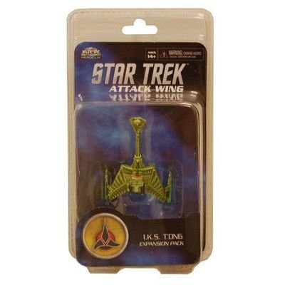Star Trek Attack Wing: IKS T`ong