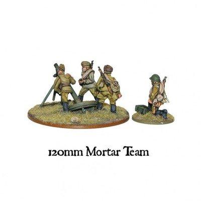 Soviet Army 120 MM Heavy Mortar Team