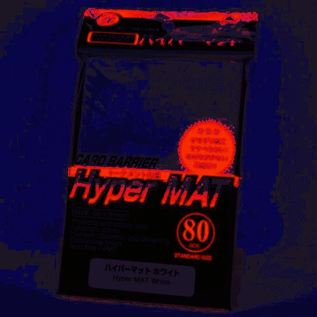 Sleeves: Hyper Matte White Q88DD1W448BXG