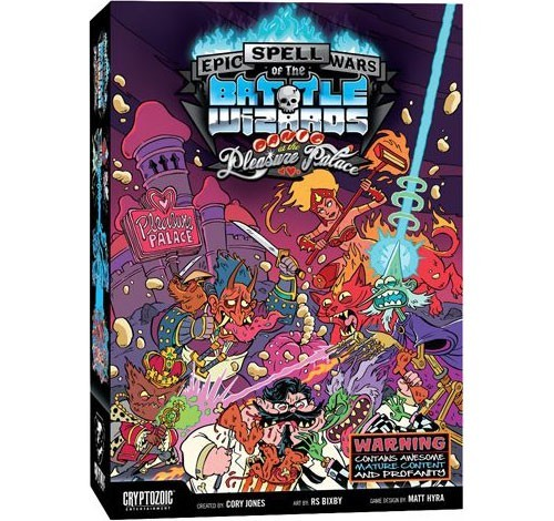 Epic Spell Wars Of The Battle Wizards Panic At The Pleasure Palace NSH2HBSKRK8KE