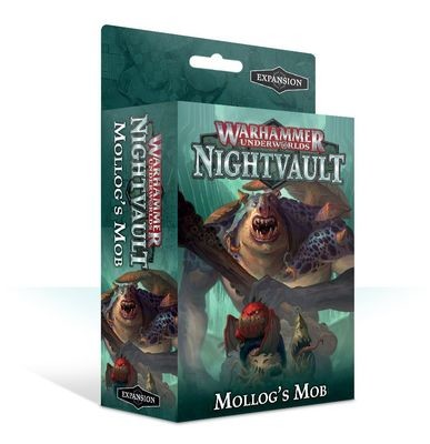 WH UNDERWORLDS: MOLLOG'S MOB (ENG)