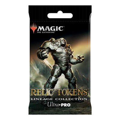 Relic Tokens Lineage Collection