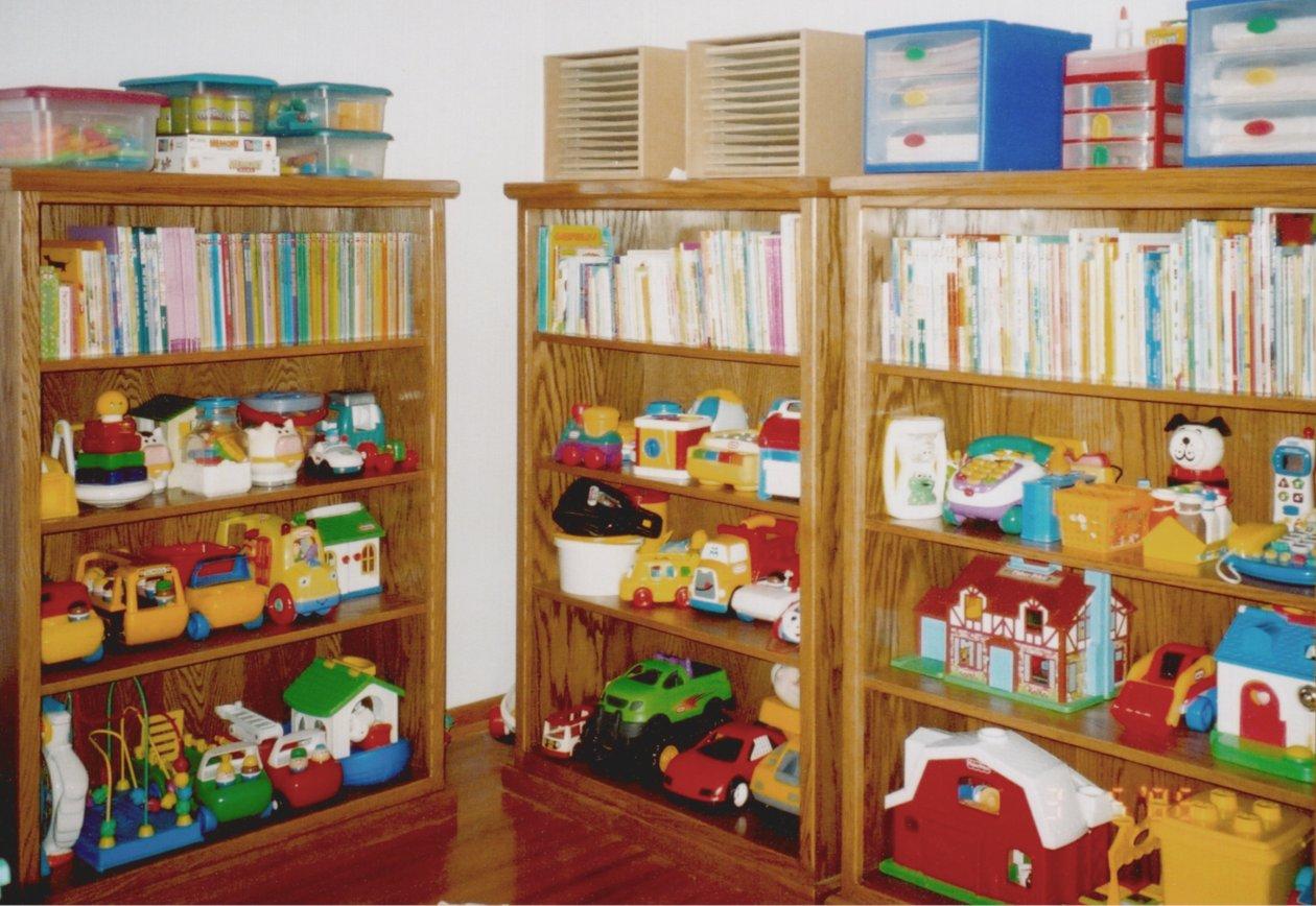 Bookshelves 00003