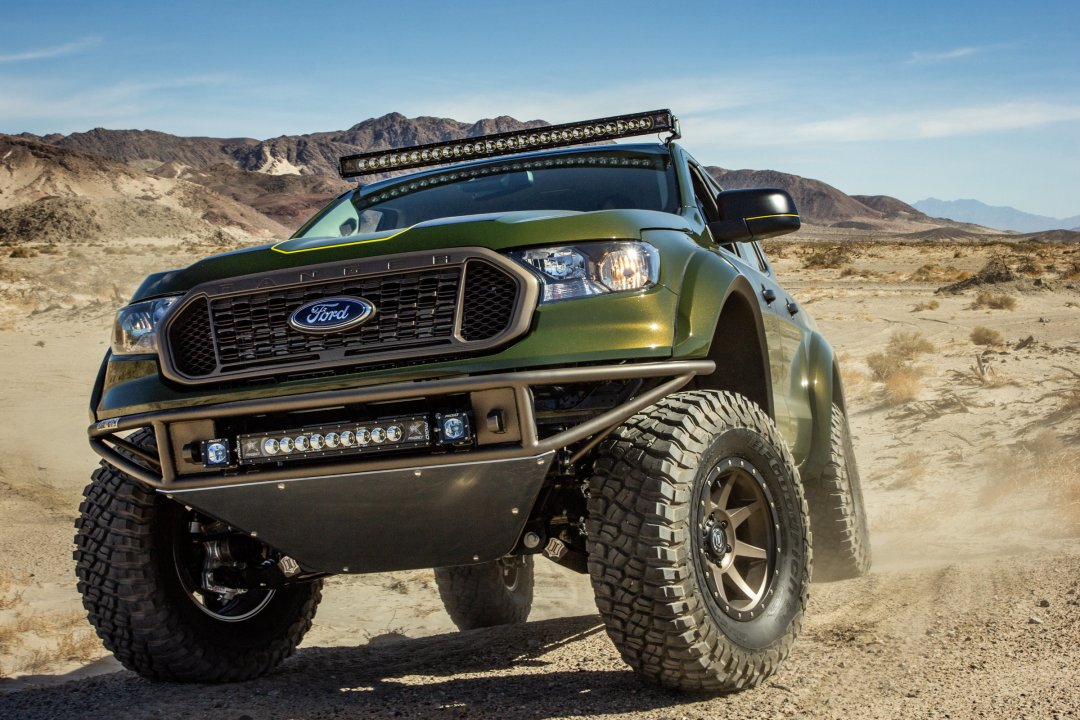 2019-UP RANGER 4WD EXT TRAVEL 2.5 VS IR COILOVER KIT