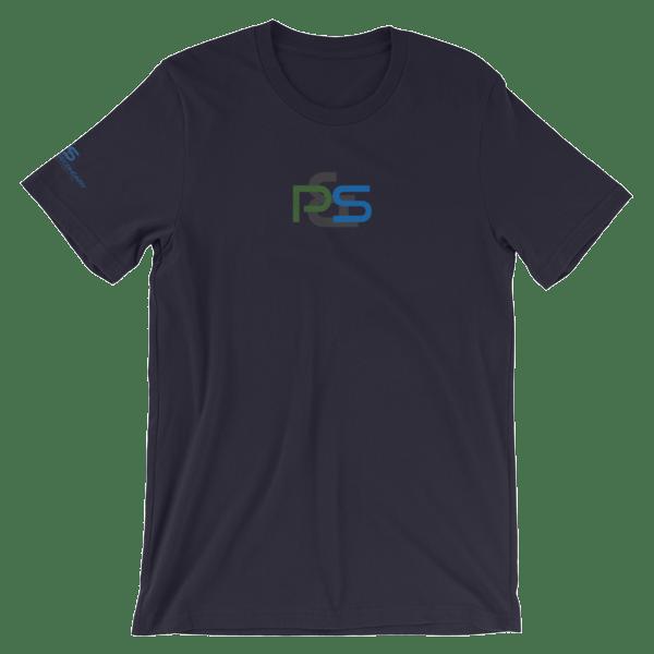 P&S Logo Short-Sleeve Unisex T-Shirt