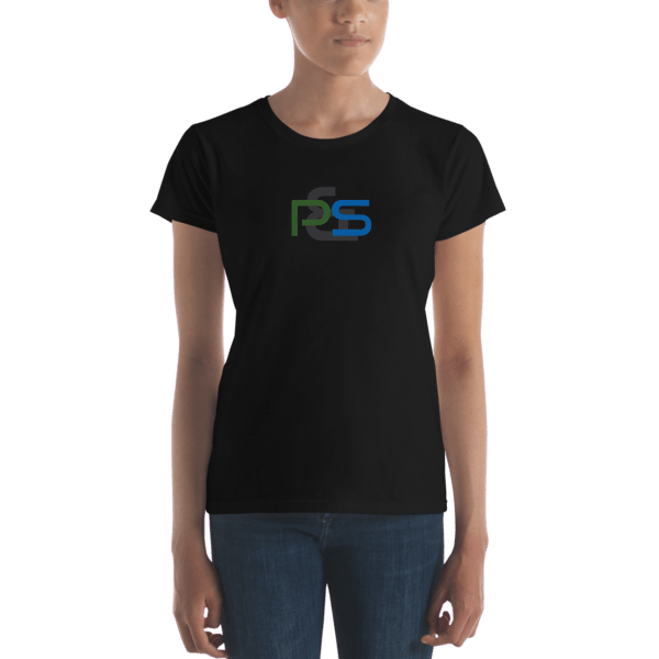 P&S Logo Women's short sleeve t-shirt