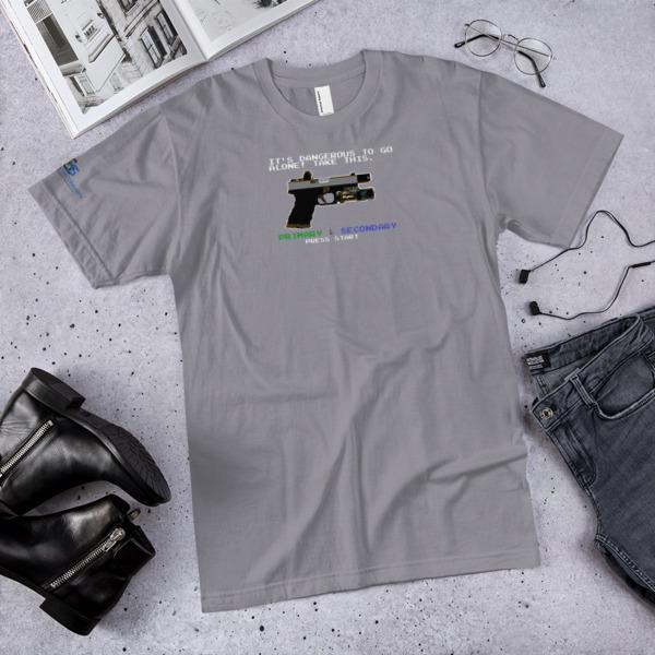 8-Bit Roland Short-Sleeve T-Shirt