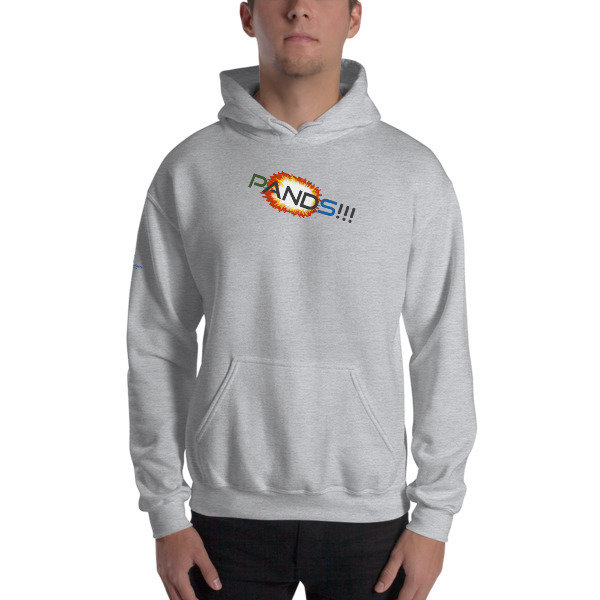 PANDS!!! Hooded Sweatshirt