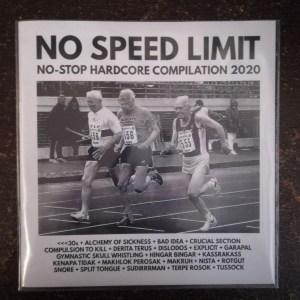 NO SPEED LIMIT – No-stop Hardcore Compilation 2020.