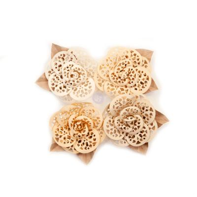 Organic Elegance - Pretty Pale Flowers - Prima