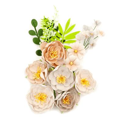 Arid Land - Pretty Pale Flowers - Prima