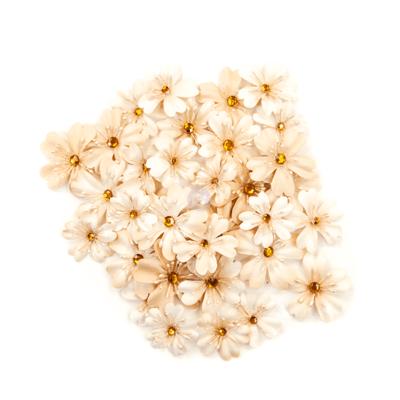 Meadows - Pretty Pale Flowers - Prima