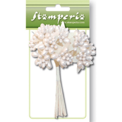Pearly Bouquet - Stamperia