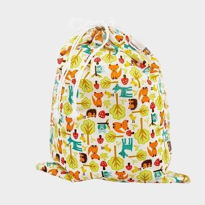 Wet Bag - Woodland - With drawstring