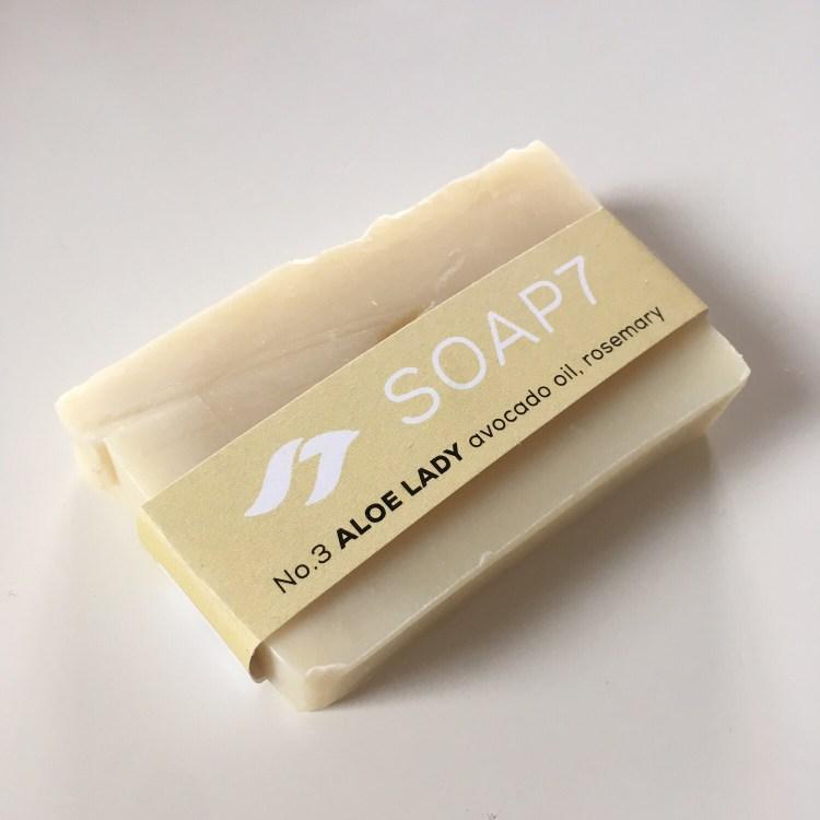 Naked Soap - Aloe Lady