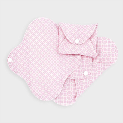 Sanitary Pads - Regular - Pink
